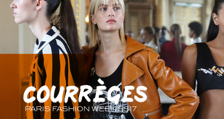 Paris Fashion Week SS17 : Courrèges