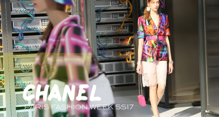 Paris Fashion Week SS17 : Chanel