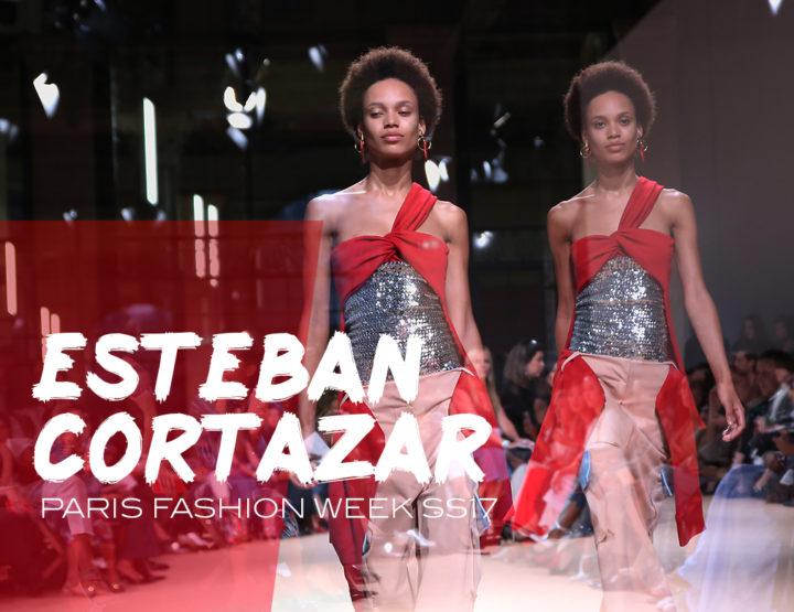 Paris Fashion Week SS17 : Esteban Cortazar
