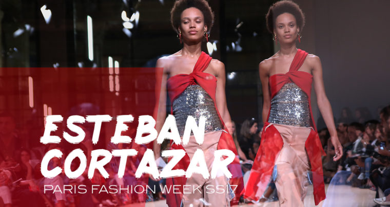 Paris Fashion Week SS17 : Esteban Cortazar