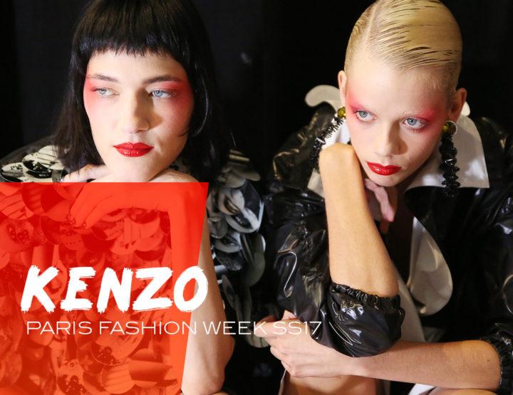 Paris Fashion Week SS17 : Kenzo