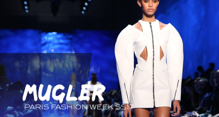 Paris Fashion Week SS17 : Mugler