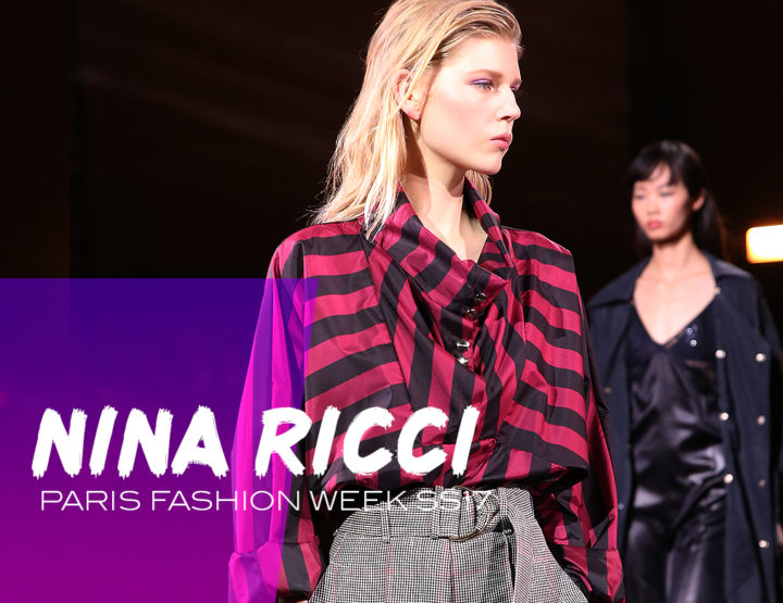 Paris Fashion Week SS17 : Nina Ricci
