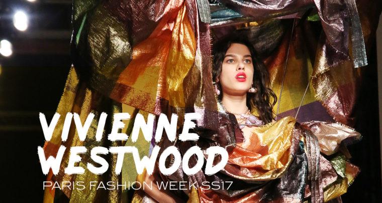 Paris Fashion Week SS17 : Vivienne Westwood