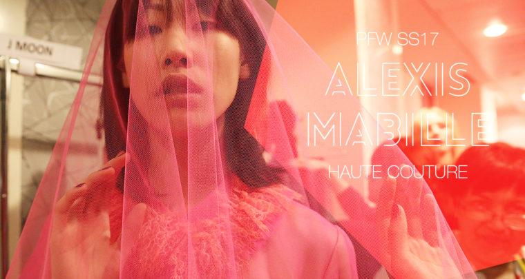 Paris Fashion Week Haute Couture SS17 : Alexis Mabille