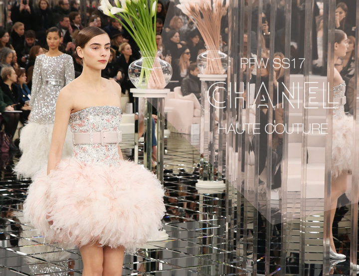 Paris Fashion Week Haute Couture SS17 : Chanel