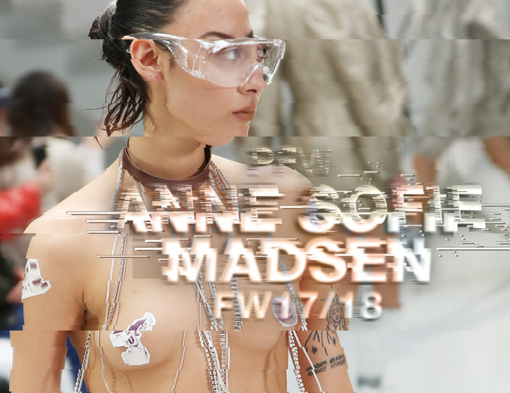 Paris Fashion Week FW17/18 : Anne Sofie Madsen