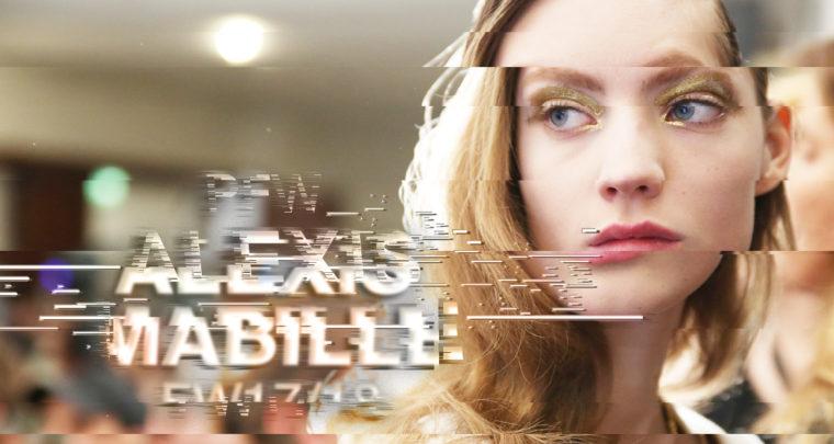 Paris Fashion Week FW17/18 : Alexis Mabille