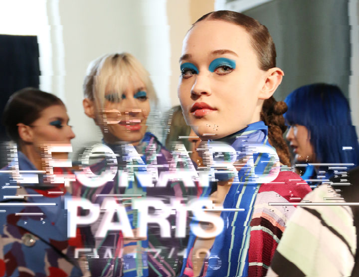 Paris Fashion Week FW17/18 : Leonard Paris