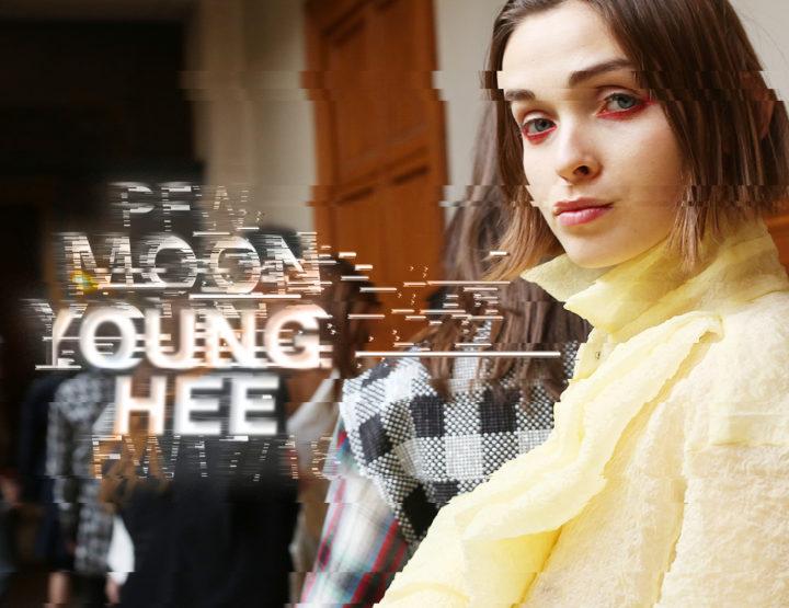 Paris Fashion Week FW17/18 : Moon Young Hee