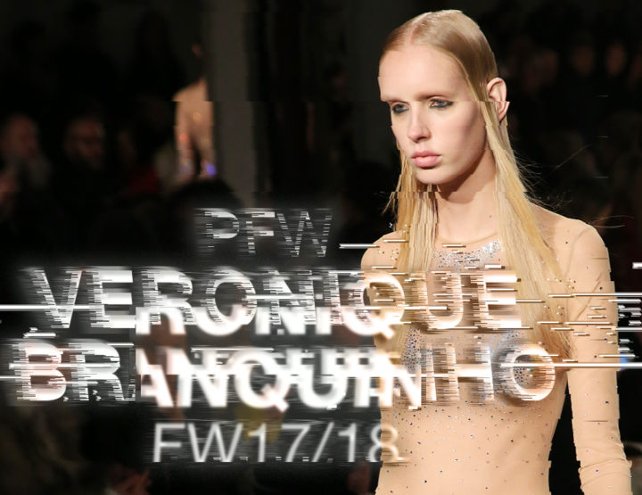 Paris Fashion Week FW17/18 : Véronique Branquinho