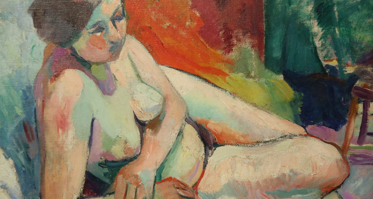 Manguin, la volupté de la couleur, Musée des impressionnismes Giverny