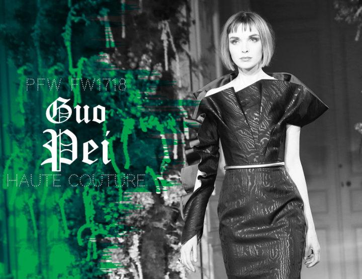 Paris Fashion Week Haute Couture FW1718 : Guo Pei