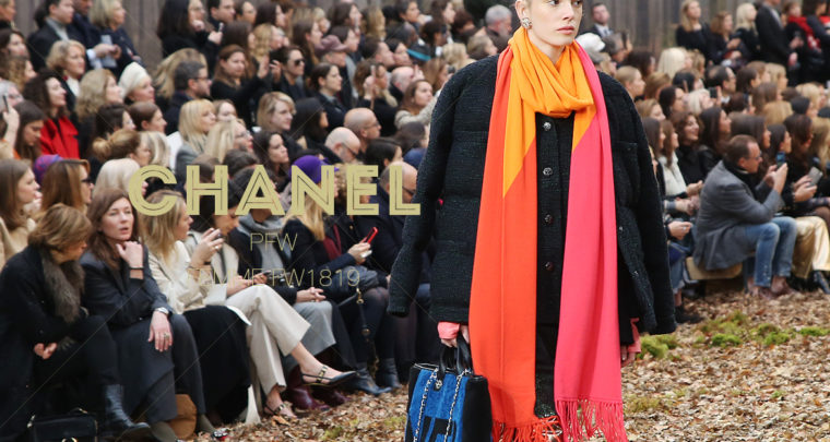 Paris Fashion Week Femme FW1819 : Chanel