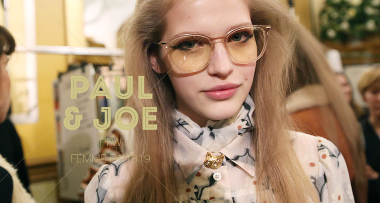 Paris Fashion Week Femme FW1819 : Paul & Joe