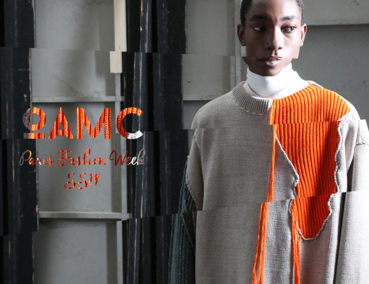 Paris Fashion Week Homme SS19 : OAMC