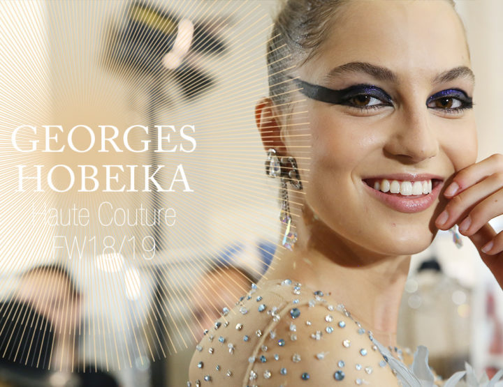 Paris Fashion Week Haute Couture FW18/19 : Georges Hobeika