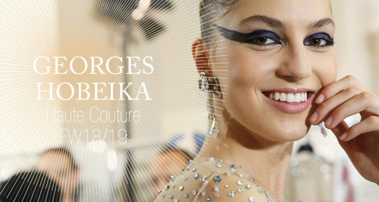 Paris Fashion Week Haute Couture FW18/19 : Georges Hobeika