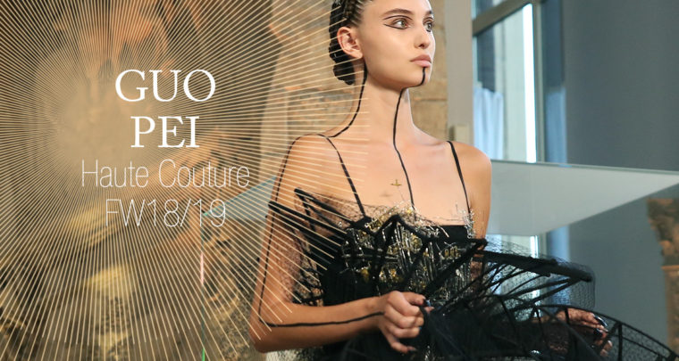Paris Fashion Week Haute Couture FW18/19 : Guo Pei