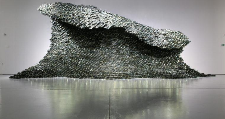 Jean-Michel Othoniel, « Face à l'obscurité » au Musée d'art moderne et contemporain Saint-Etienne Métropole
