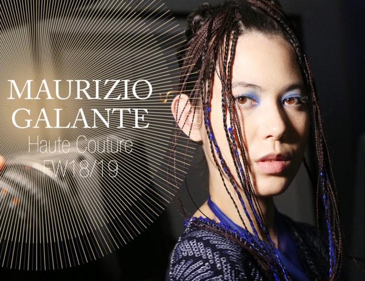 Paris Fashion Week Haute Couture FW18/19 : Maurizio Galante