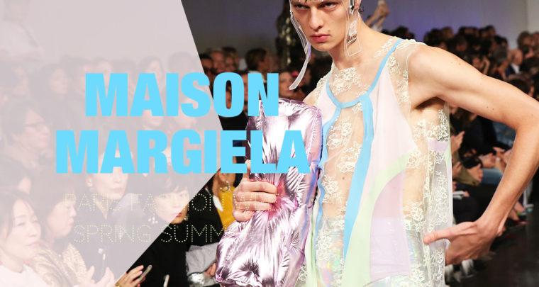 Paris Fashion Week Femme SS19 : Maison Margiela