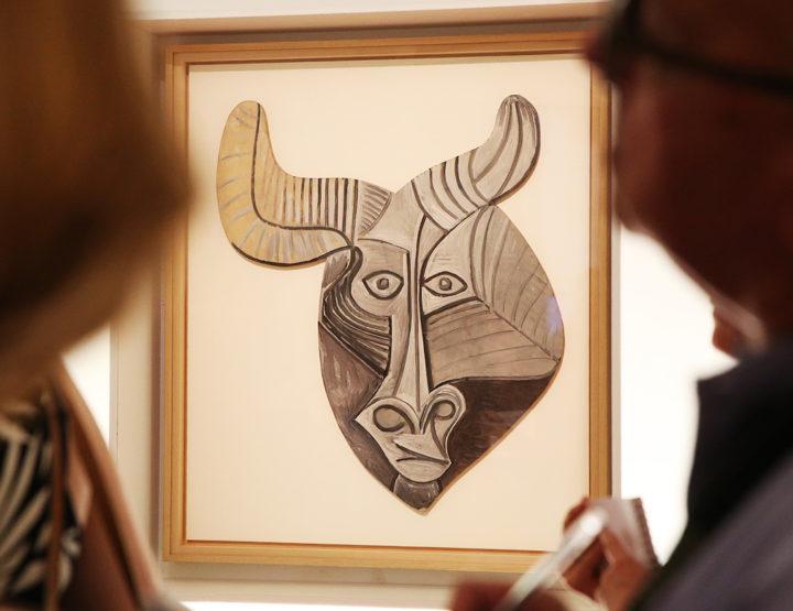 « Picasso, l'atelier du Minotaure » au Palais Lumière à Evian-les-Bains