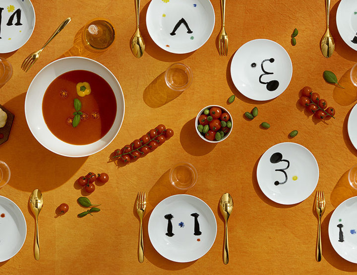A la table 2.0 de Bernardaud !