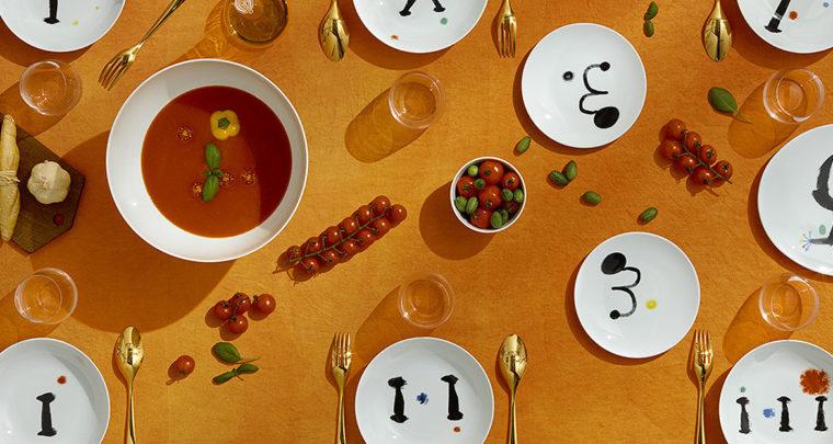 A la table 2.0 de Bernardaud !