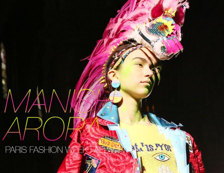 Paris Fashion Week Femme FW19/20 : Manish Arora