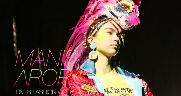 Paris Fashion Week Femme FW19/20 : Manish Arora
