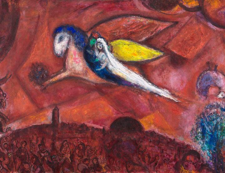 Chagall, Citadelles & Mazenod