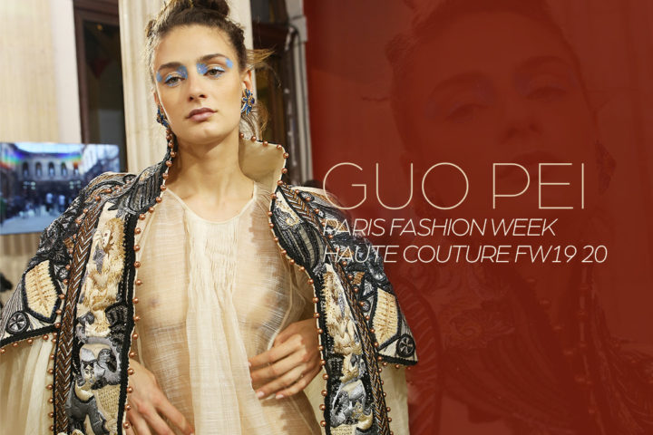 Paris Fashion Week Haute Couture FW19/20 : Guo Pei